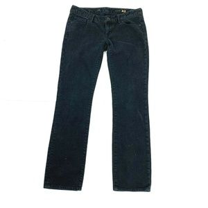 Express w01  Skinny Black denim Jeans Size 4S